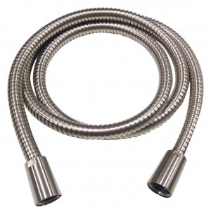 KOHLER K-9514-CP MasterShower 60-Inch Metal Shower Hose, Polished Chrome