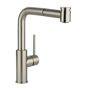 Elkay LKHA3041CR Harmony Chrome Single Lever Pull-out Spray Kitchen Faucet