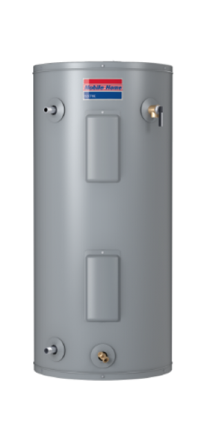 American water heater MHE6-40R-035D - 40 Gallon Mobile Home Electric Water Heater - 6 Year Limited Warranty