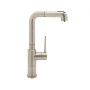 Blanco 440516 Blanco Acclaim Kitchen Faucet w/Pullout Spray - Satin Nickel