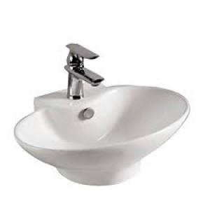 Leno ab31107 Art Basin Vessel (540 x 490 x 180 mm) Sink