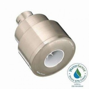 American Standard 1660611.295 Flowise Modern Single Function Shower Head