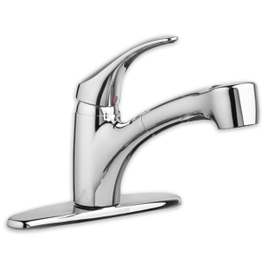 American Standard 9016.100.002 Edgemere 1-Handle Pull-Out Kitchen Faucet