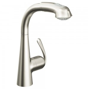 Grohe 32226SDE Ladylux OHM sink pull-out spray faucet