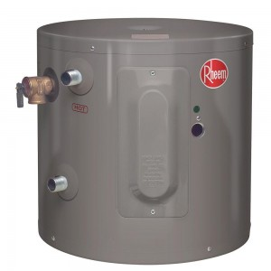 RHEEM 81VP15S 15 Gal Electric Water Heater