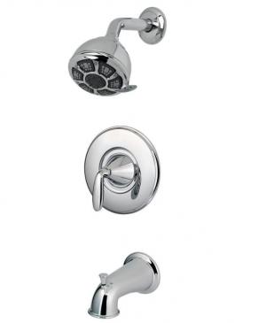 Pfister Pasadena 1-Handle Tub & Shower Faucet Polished Chrome