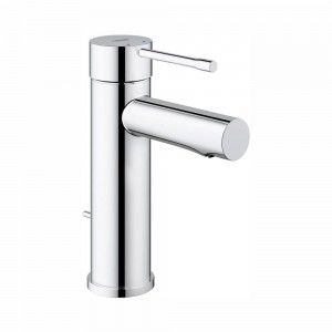 32216001 Essence New Single Hole Single-Handle 1.2 GPM Low-Arc Bathroom Faucet in StarLight Chrome