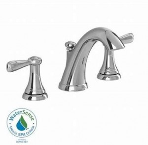 Marquette 2-Handle 8 Inch Widespread Bathroom Faucet Polished Chrome