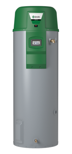 AO Smith Vertex GDHE-50 Natural Gas 50 Gal 100000 BTU Residential ProLine XE Tall Tank Water Heater GDHE-50-N-DA