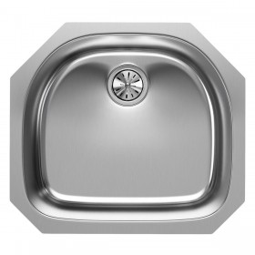 Elkay EGUH2118 Single Bowl Undermount Stainless Steel Kitchen Sink