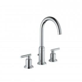 Grohe 2006900A Atrio 2Handle Bathroom Faucet, Widespread, 8 inch,1.2 GPM, Chrome
