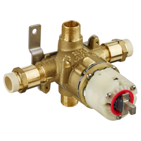 American Standard R129 Pressure Balance Rough Valve Body with CPVC Inlets/Universal Outlets