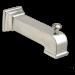 American Standard Town Square Brass Tub Spout, Satin Nickel