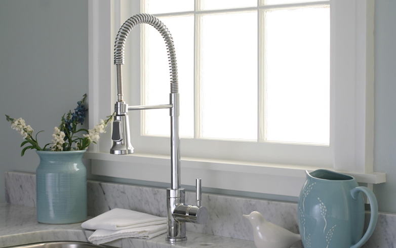 More Faucet for Less Fuss